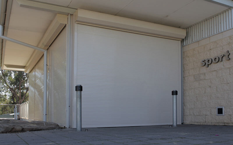 Fire-proof shutters from The Blind Shop, Canberra can protect your home or business.