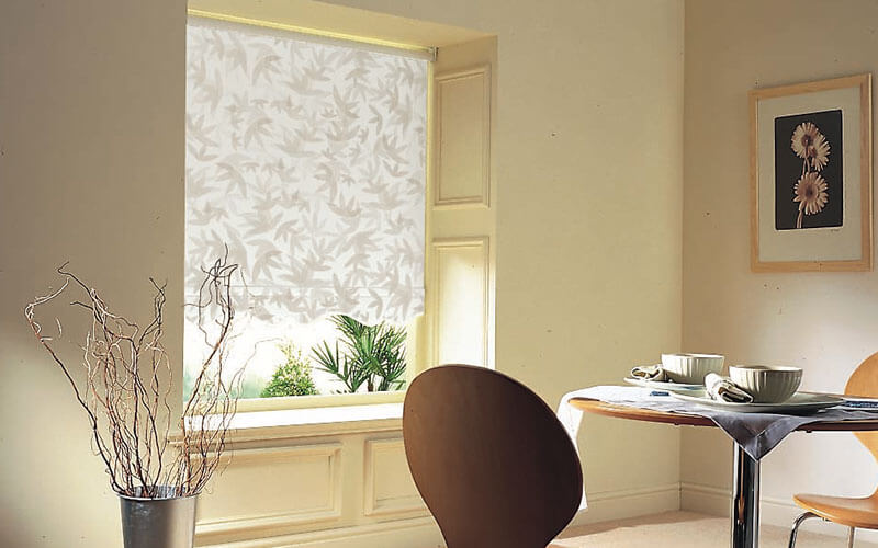 Sheer Roller Blinds create beautiful filtered light - order now from The Blind Shop in Canberra